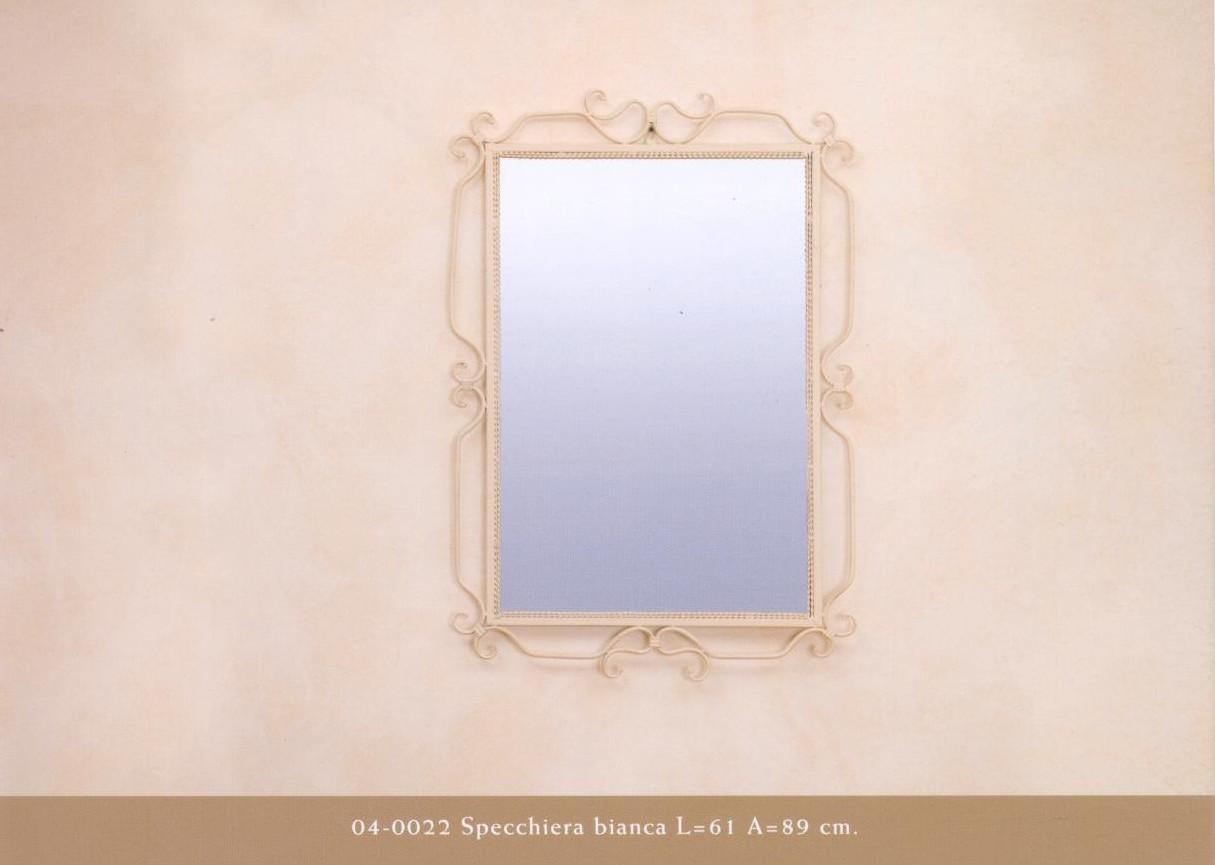 Specchiere in ferro battuto hancock luxe lodge - Specchiere on line ...