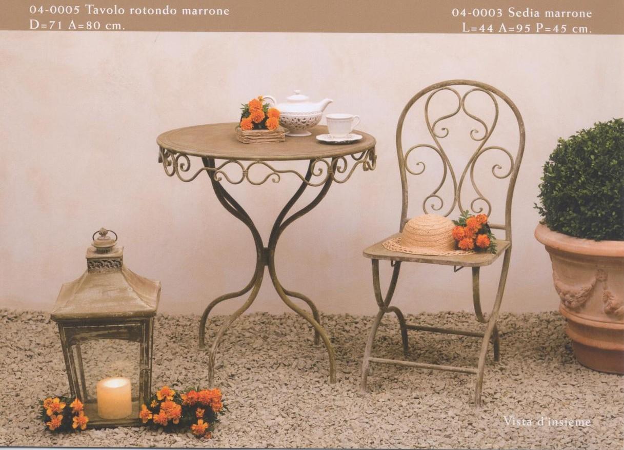 Tavolini, Sedute, Oggetti arredamento per esterno e giardino in ...