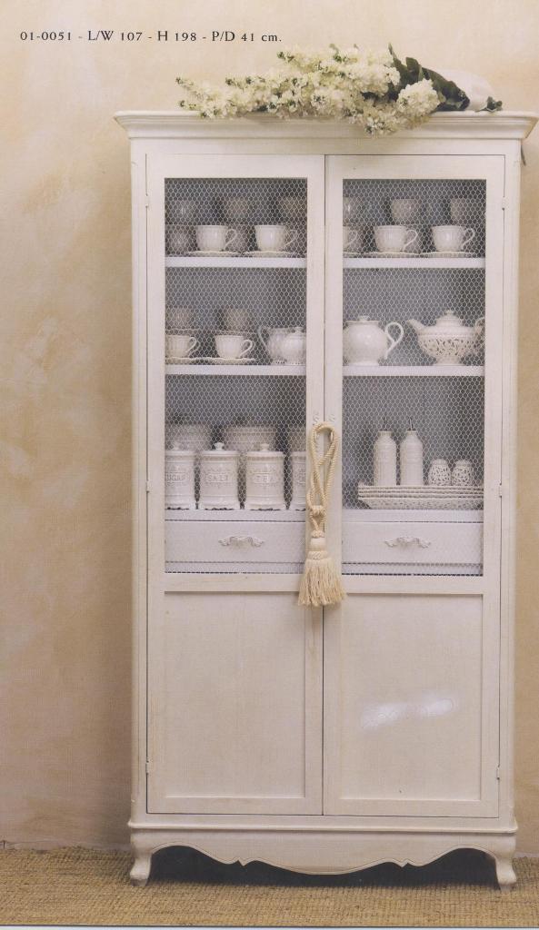 Credenze provenzali country provence bianche mobili per - Cucina country provenzale ...